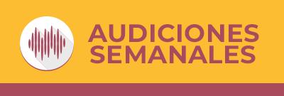 Audiciones Semanales Cabildo Abierto