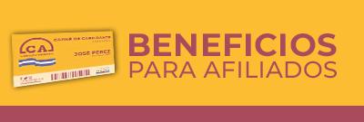Beneficios para Afiliados