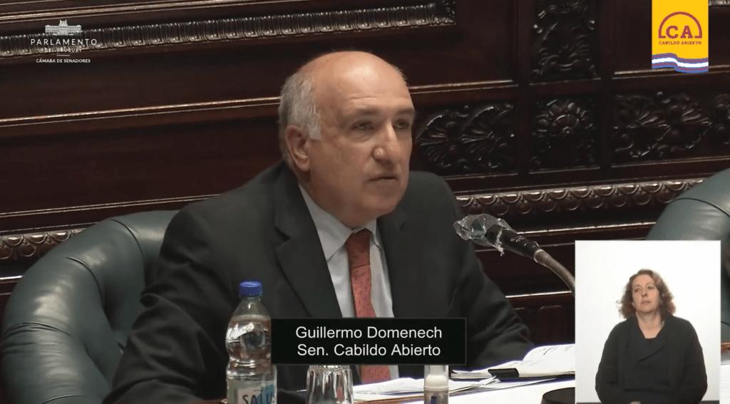 Presencia del MGAP en la Comisión del Senado y su posición sobre la Ley Forestal