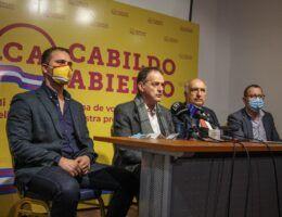 Mesa política de Cabildo Abierto